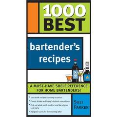 1000 Best Bartender Recipes