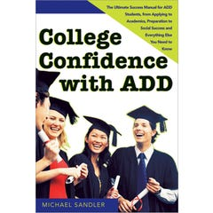 College Confidence with ADD