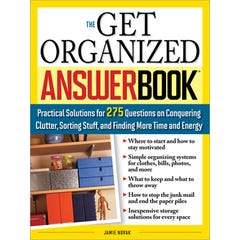 The Get Organized Answer Book