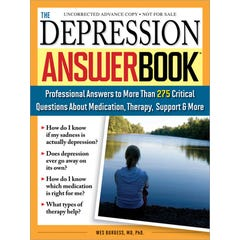 The Depression Answer Book