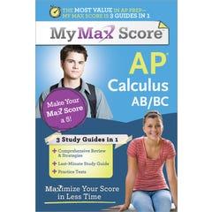 My Max Score AP Calculus AB/BC