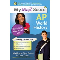 My Max Score AP World History