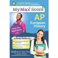 My Max Score AP European History