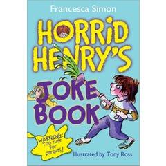 Horrid Henry's Joke Book