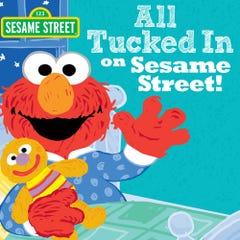 All Tucked In On Sesame Street!