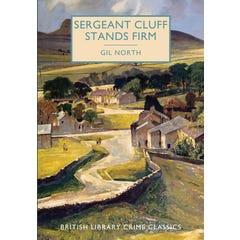Sergeant Cluff Stands Firm