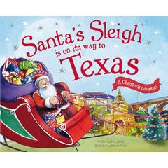 Santa's Sleigh Is on Its Way to Texas