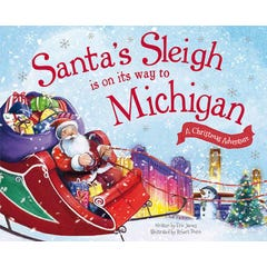 Santa's Sleigh Is on Its Way to Michigan