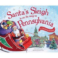 Santa's Sleigh Is on Its Way to Pennsylvania