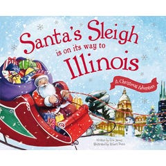 Santa's Sleigh Is on Its Way to Illinois