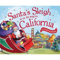 Santa's Sleigh Is on Its Way to California