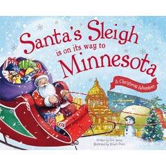 Santa's Sleigh Is on Its Way to Minnesota