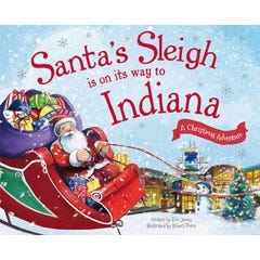 Santa's Sleigh Is on Its Way to Indiana