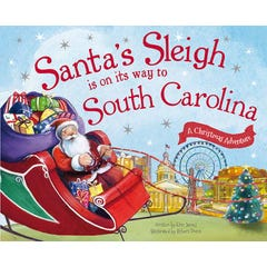 Santa's Sleigh Is on Its Way to South Carolina