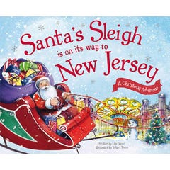 Santa's Sleigh Is on Its Way to New Jersey