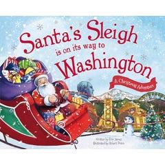 Santa's Sleigh Is on Its Way to Washington