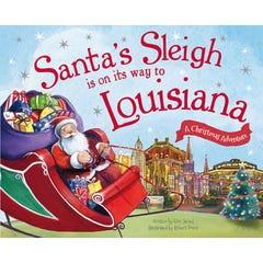 Santa's Sleigh Is on Its Way to Louisiana