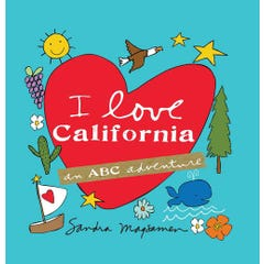 I Love (My State): An ABC Adventure