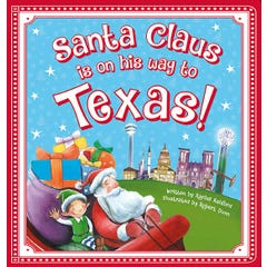 Santa Claus Is on His Way to Texas!