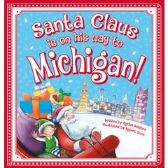 Santa Claus Is on His Way to Michigan!