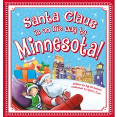 Santa Claus Is on His Way to Minnesota!