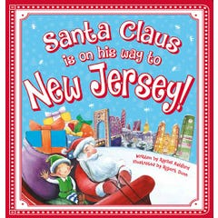 Santa Claus Is on His Way to New Jersey!
