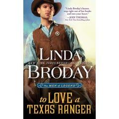 To Love a Texas Ranger