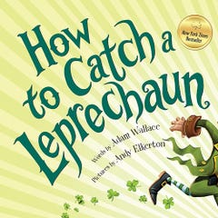 How to Catch a Leprechaun Traditional Storybook