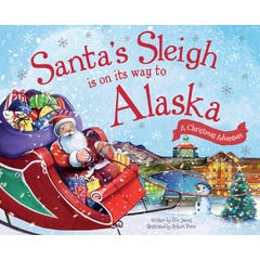 Santa's Sleigh Is on Its Way to Alaska