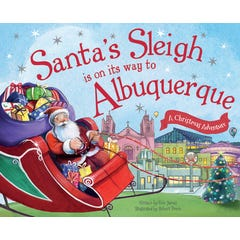 Santa's Sleigh Is on Its Way to Albuquerque