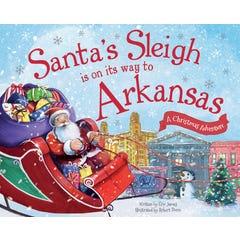 Santa's Sleigh Is on Its Way to Arkansas
