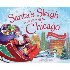 Santa's Sleigh Is on Its Way to Chicago