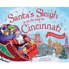 Santa's Sleigh Is on Its Way to Cincinnati