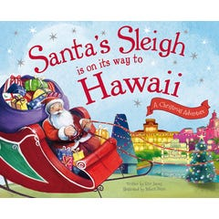 Santa's Sleigh Is on Its Way to Hawaii