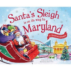 Santa's Sleigh Is on Its Way to Maryland
