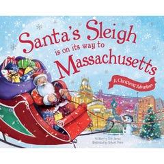 Santa's Sleigh Is on Its Way to Massachusetts
