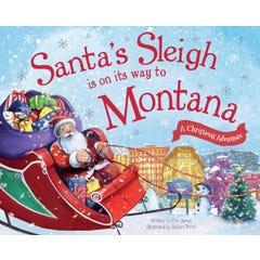 Santa's Sleigh Is on Its Way to Montana