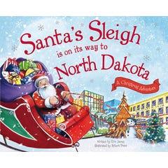 Santa's Sleigh Is on Its Way to North Dakota