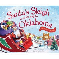 Santa's Sleigh Is on Its Way to Oklahoma
