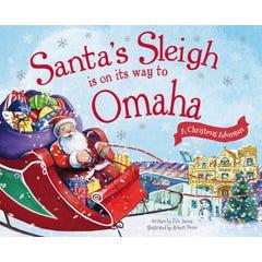 Santa's Sleigh Is on Its Way to Omaha