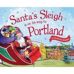 Santa's Sleigh Is on Its Way to Portland