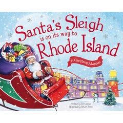 Santa's Sleigh Is on Its Way to Rhode Island