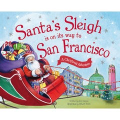 Santa's Sleigh Is on Its Way to San Francisco