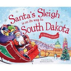 Santa's Sleigh Is on Its Way to South Dakota