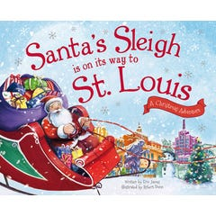 Santa's Sleigh Is on Its Way to St. Louis