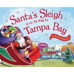 Santa's Sleigh Is on Its Way to Tampa Bay