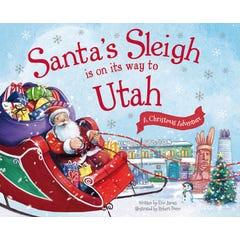 Santa's Sleigh Is on Its Way to Utah