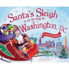 Santa's Sleigh Is on Its Way to Washington, D.C.