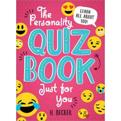 The Personality Quiz Book Just for You