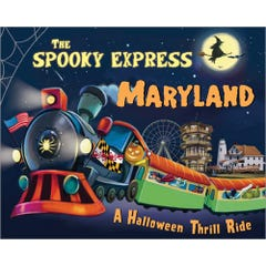 The Spooky Express Maryland